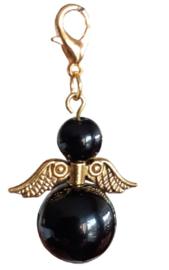 Agaat , Zwart Goldwing