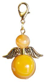 Agaat , Orange  Goldwing