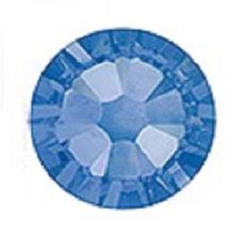 Swarovski plakristal SS 5 Light Sapphire per 100 stuks