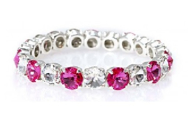 Angel bracelet Crystal / Rose