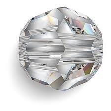 Swarovski 2 mm per 1440 stuks Crystal