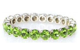 Angel bracelet Chrysolite