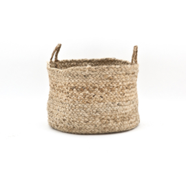 BASKET JUTE - NATUREL