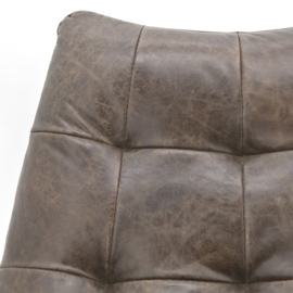 FAUTEUIL PEDRO DONKER BRUIN