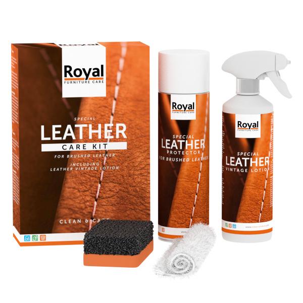 Royal Leather Care Kit
