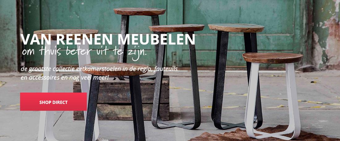 Van Reenen meubelen webshop