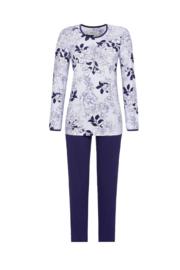 Ringella pyjama blue/bloem