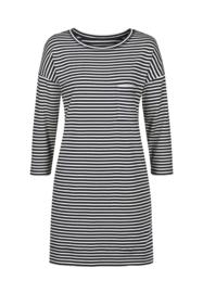 Mey nachthemd navy/stripe