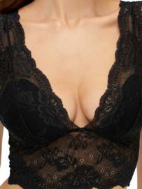 Flirt Bralette lace black