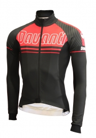 Davanti Fietsshirt Aldo Black/Red