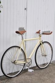 BLB Handbuild bike Creme