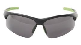 Contec sportbril 3DIM zwart/groen