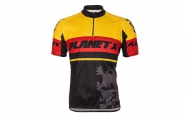 Planet X Flanders wielershirt