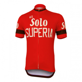 Solo Superia retro wielershirt