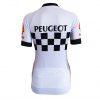 Dames Peugeot retro wielershirt
