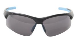 Contec sportbril 3DIM zwart/blauw
