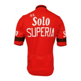 Solo Superia retro wielershirt
