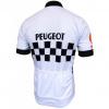 Retro wielershirt Peugeot