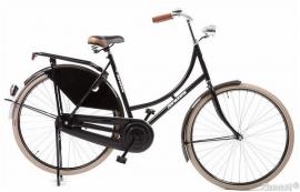 Omafiets klassieke retro fiets