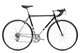 State bicycle 4130 Road - Black & Metallic - 8speed