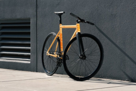 State bicycle 6061 Black label v2 - Peach