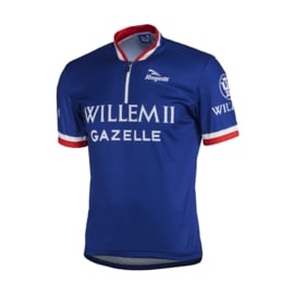 Retro wielershirt Willem II Gazelle - Rogelli