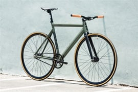 State bicycle 6061 Black label v2 - Army Green