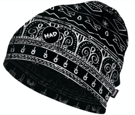"H.A.D. beanie muts ""Printed Fleece"" Babylon"