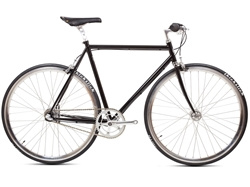 BLB classic commuter - 3 speed - BLACK