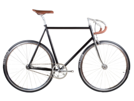 BLB city classic bike - BLACK - limited edition