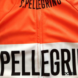 San Pellegrino retro wielershirt