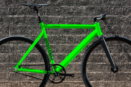 State bicycle 6061 Black label v2 - Zombie green