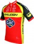 Retro wielershirt Raleigh - GAC