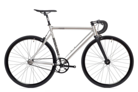 State bicycle 6061 Black label v2 - Raw Aluminium