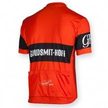 Retro wielershirt Goudsmit Hoff - Rogelli
