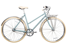BLB Butterfly - 3 SPD - Town bike - Sage green