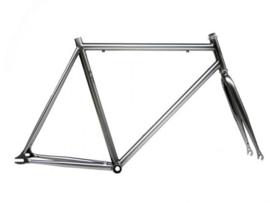 Pepita custombuild bike Grijs