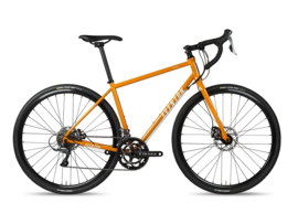 Singlespeed Aventon Kijote - Sunset yellow