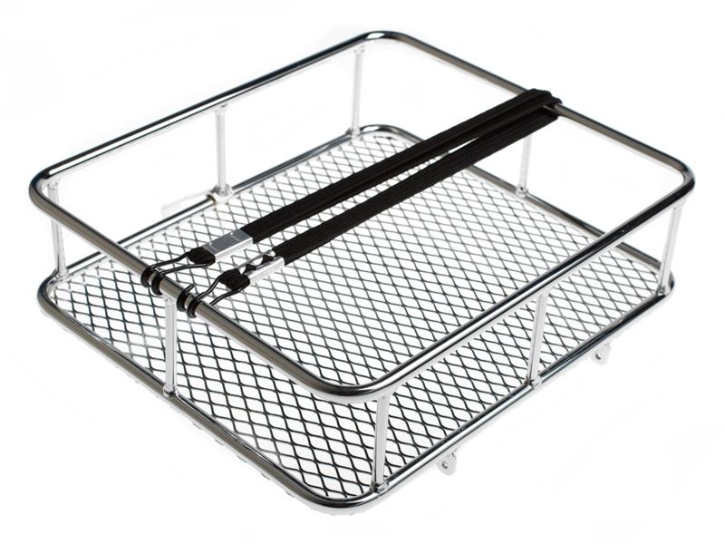 Take away tray - silver
