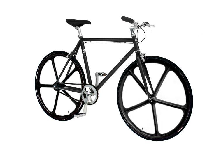 Pepita custombuild bike Zwart II