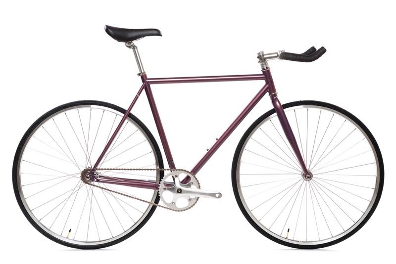 Singlespeed State bicycle Nightshade Purple