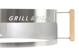 Grill- & Pizza Ring Deluxe