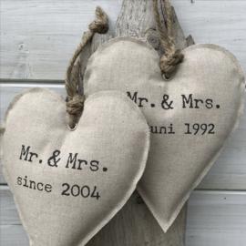 Hart huwelijk