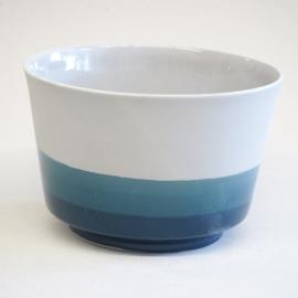 L - Grijs / donkerblauw