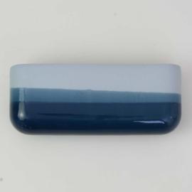 Dip wandvaas | Breed | Blauw 065
