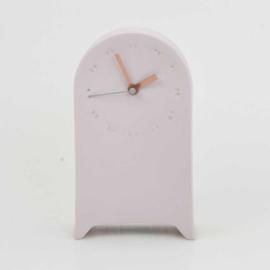 Klok staand - Roze