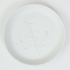 Plantenbord M - Wit 11