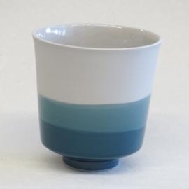 S - Grijs / donkerblauw