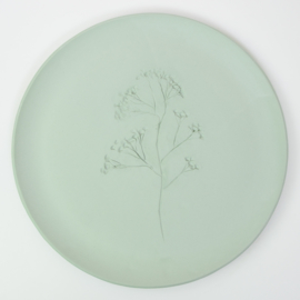 Plantenbord XL - Groen 02