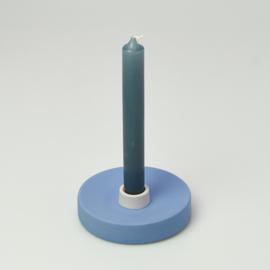 Kaarsenkandelaar | Rond  | Kobalt 1609